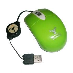 Mouse Komputer Bufftech Usb Roll Cable 388