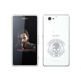 Sony Xperia J1 Compact Metal Gear Solid Edition