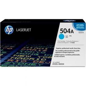 Toner Printer Laser HP 504A-CE251A