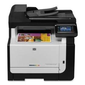 Printer Laser HP LaserJet Pro CM1415FNWC