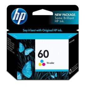 Tinta Printer Inkjet HP 60-CC643WN