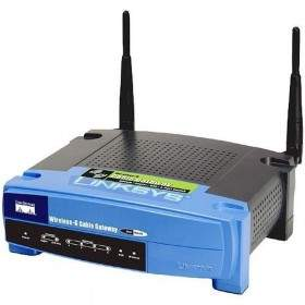 Access Point / WiFi Extender Linksys WCG200