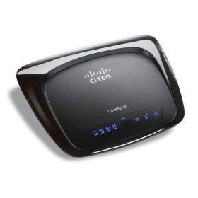Router WiFi Wireless Linksys WRT120N