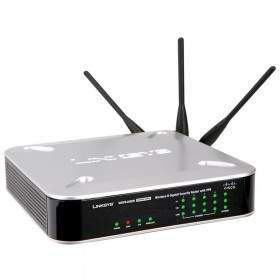 Router WiFi Wireless Linksys WRVS4400N