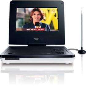 Blu-Ray & DVD Player Philips PD7007