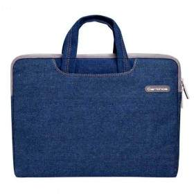 Tas Laptop Moonmini Cartinoe Denim 13.3 inchi