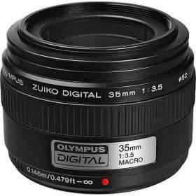 Lensa Kamera Olympus M.Zuiko 35mm f / 3.5 Macro ED