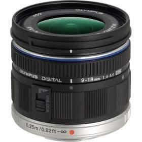 Lensa Kamera Olympus M.Zuiko 9-18mm f / 4-5.6 ED Super Wide Angle