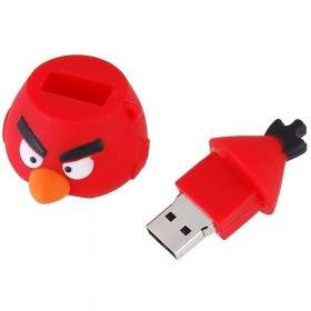 USB Flashdisk Fancy Angry Bird 4GB