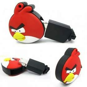 USB Flashdisk Fancy Angry Bird 8GB