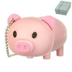 USB Flashdisk Fancy Cute Piggy 4GB