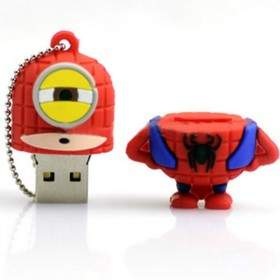 Flashdisk Fancy Spiderman 8GB