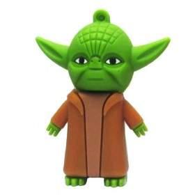 USB Flashdisk Fancy Yoda 8GB