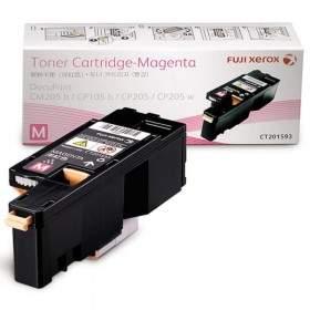 Toner Printer Laser Fuji Xerox CP105 / CP205 Magenta