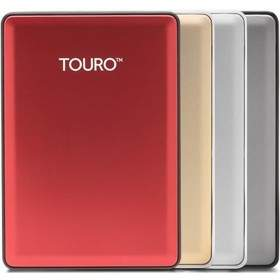 Harddisk HDD Eksternal HGST Touro S 500GB