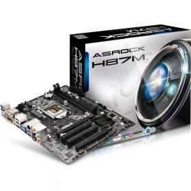 Motherboard ASRock H87M