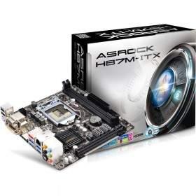 Motherboard ASRock H87M-ITX