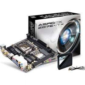 Motherboard ASRock Z87E-ITX