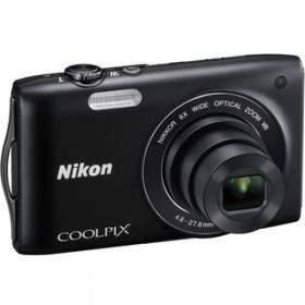 Kamera Digital Pocket/Prosumer Nikon COOLPIX S3300