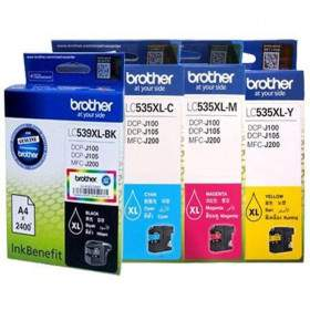 Tinta Printer Inkjet Brother LC535XL