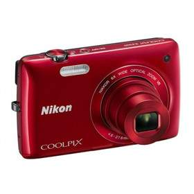 Kamera Digital Pocket Nikon COOLPIX S4300