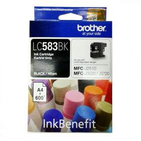 Tinta Printer Inkjet Brother LC583BK