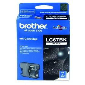 Tinta Printer Inkjet Brother LC67BK