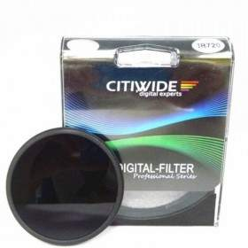 Filter Lensa Kamera Citiwide IR720 72mm