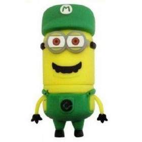 USB Flashdisk Best CT Luigi Minion M1 8GB