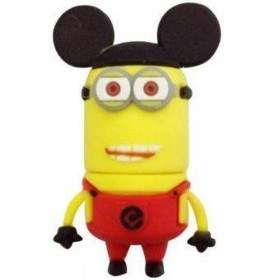 USB Flashdisk Best CT Mickey Mouse Minion M9 8GB