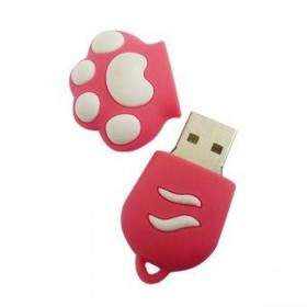 Flashdisk Best CT Silicon Paw 8GB