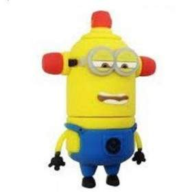 USB Flashdisk Best CT Siren Minion M12 8GB