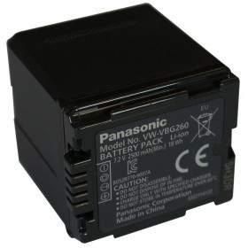 Baterai Kamera Panasonic VBG-260