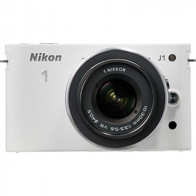 Mirrorless Nikon 1 J1 Kit 10-30mm