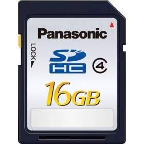 Kartu Memori Panasonic SDHC Class 4 16GB