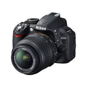 DSLR Nikon D3100 Kit 18-55mm