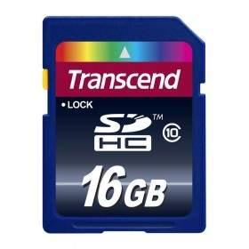 Memory Card / Kartu Memori Transcend SDHC 16GB Class 10