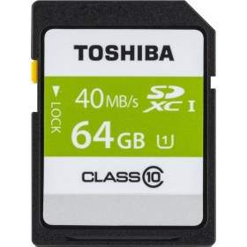 Memory Card / Kartu Memori Toshiba SDHC 64GB Class 4