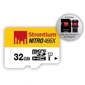 Strontium Nitro 433X microSDHC SRN32GTFU1 32GB Class 10