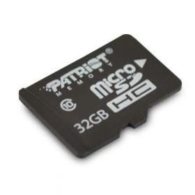PATRIOT LX Series microSDHC Class 10 32GB