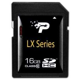 PATRIOT LX Series SDHC Class 10 16GB