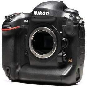 DSLR & Mirrorless Nikon D4 Body