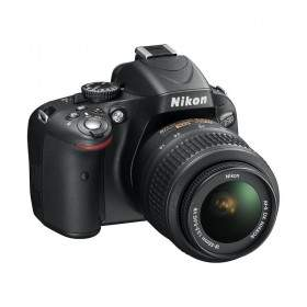 DSLR Nikon D5100 Kit 18-55mm