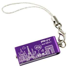 USB Flashdisk PNY City 8GB