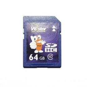 W-Stor SDHC Class 10 64GB