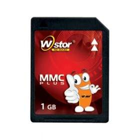 W-Stor MMC Plus 1GB