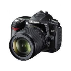 DSLR Nikon D90 Kit AS-F 18-105mm