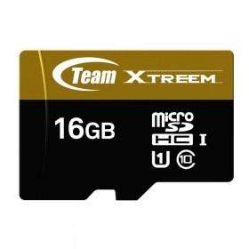 Memory Card / Kartu Memori Team microSDHC Class 10 16GB