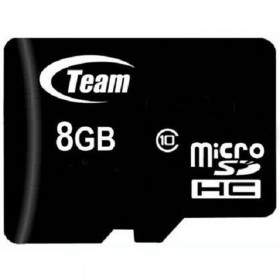 Memory Card / Kartu Memori Team microSDHC Class 10 8GB