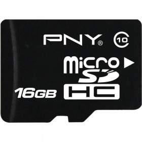 Memory Card / Kartu Memori PNY Micro SDHC class 10 16GB